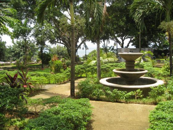 Walkways at Plaza Cuartel, Palawan