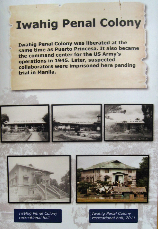 Palawan Massacre 70th Anniversary Remembrance Plaza Cuartel, Palawan