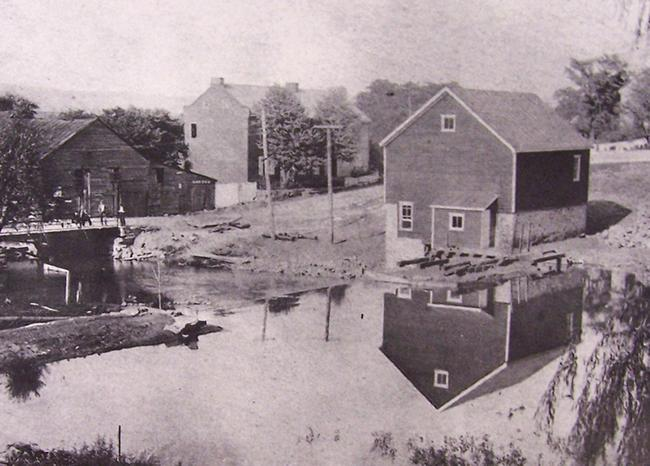 Laughlin Mill 1896