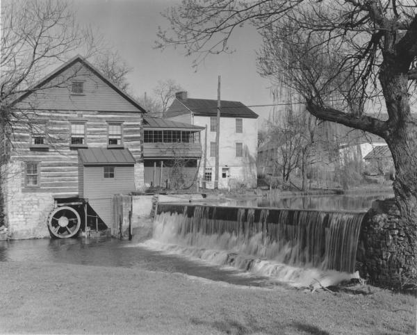 Laughlin Mill 1950