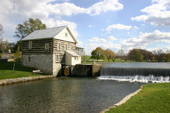 Laughlin Mill 2004