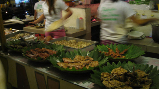 BBQ stickes and more to pick from, Baywalk Puerta Princesa