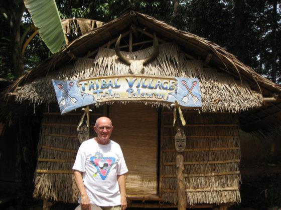 Tribal Village nut.