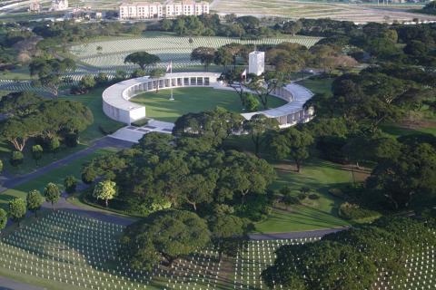 American Manila Cemetery